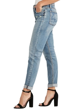 Silver Jeans Co. Mom Jeans - Alternate List Image