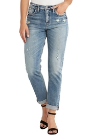 Silver Jeans Co. Mom Jeans - Product Mini Image