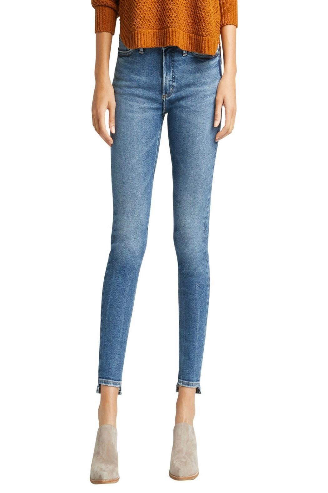 Silver Jeans Co. Most Wanted Skinny - Main Image