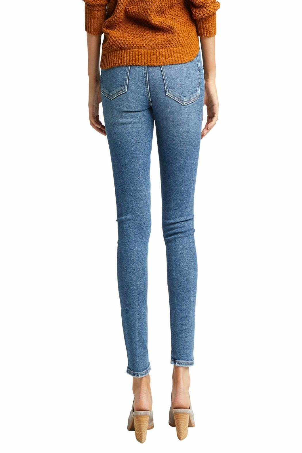 Silver Jeans Co. Most Wanted Skinny - Front Full Image