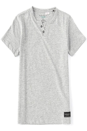 Silver Jeans Co. Organic-Cotton Henley Shirt - Product Mini Image