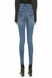 Silver Jeans Co. Robson High-Rise Skinny - Front full body