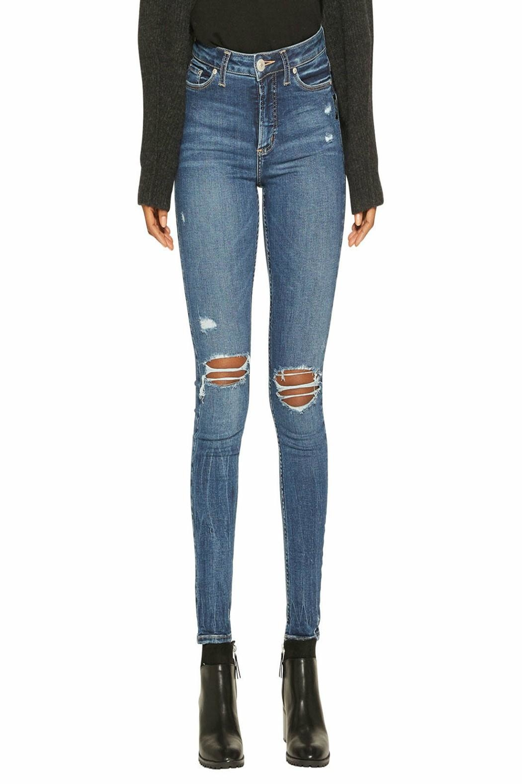 Silver Jeans Co. Robson High-Rise Skinny - Main Image