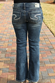Silver Jeans Co. Suki Bootcut Jeans - Product Mini Image