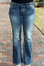 Silver Jeans Co. Suki Bootcut Jeans - Side cropped