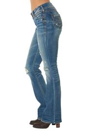 Silver Jeans Co. Suki Distressed Bootcut - Side cropped