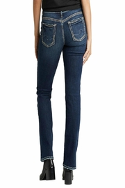 Silver Jeans Co. Suki Slim-Boot Jeans - Front full body