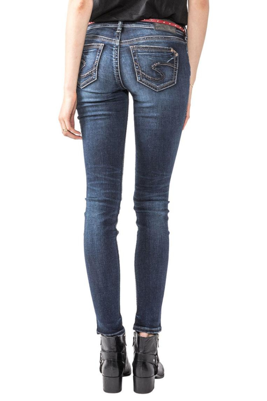 Silver Jeans Co. Suki Super Skinny - Front Full Image