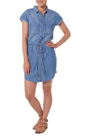 Silver Jeans Co. Summer Denim Dress - Product Mini Image