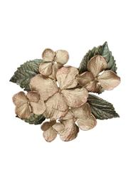 Silver Seasons  Hydrangea Blossom Pin - Product Mini Image