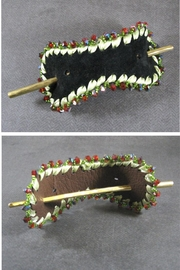 Silver Serpent Studio 2-Sided Hair Slide - Front cropped