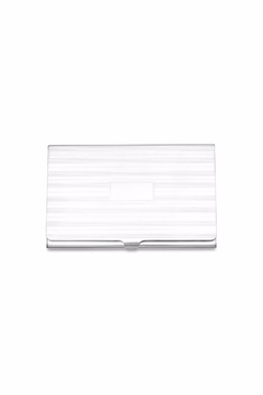 Silver Stars Collection Business-Card Holder Sterling - Alternate List Image