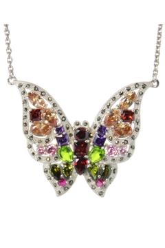Shoptiques Product: Butterfly Necklace