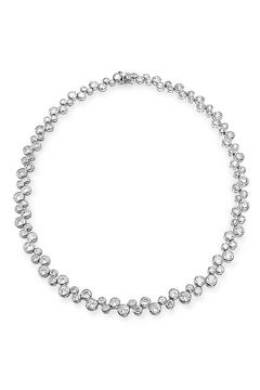 Shoptiques Product: Sterling-Silver Bubbles Necklace