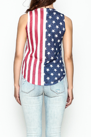 Silvergate Flag Tee - Back cropped