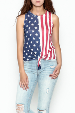 Shoptiques Product: Flag Tee