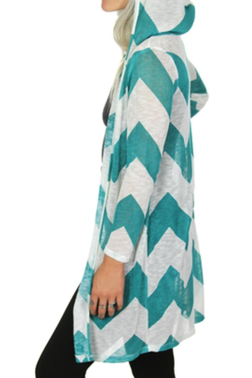30608c0acce Silvergate Mia Chevron Shrug from Oregon by Nikki Jane's Boutique ...
