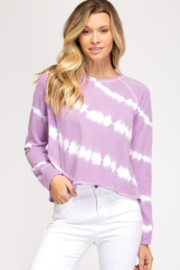 Bibi Silvia Cropped Sweater - Product Mini Image