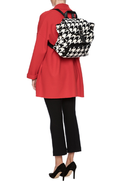 Shoptiques Product: houndstooth backpack