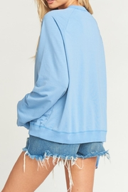 Show Me Your Mumu Simon Pullover - Back cropped