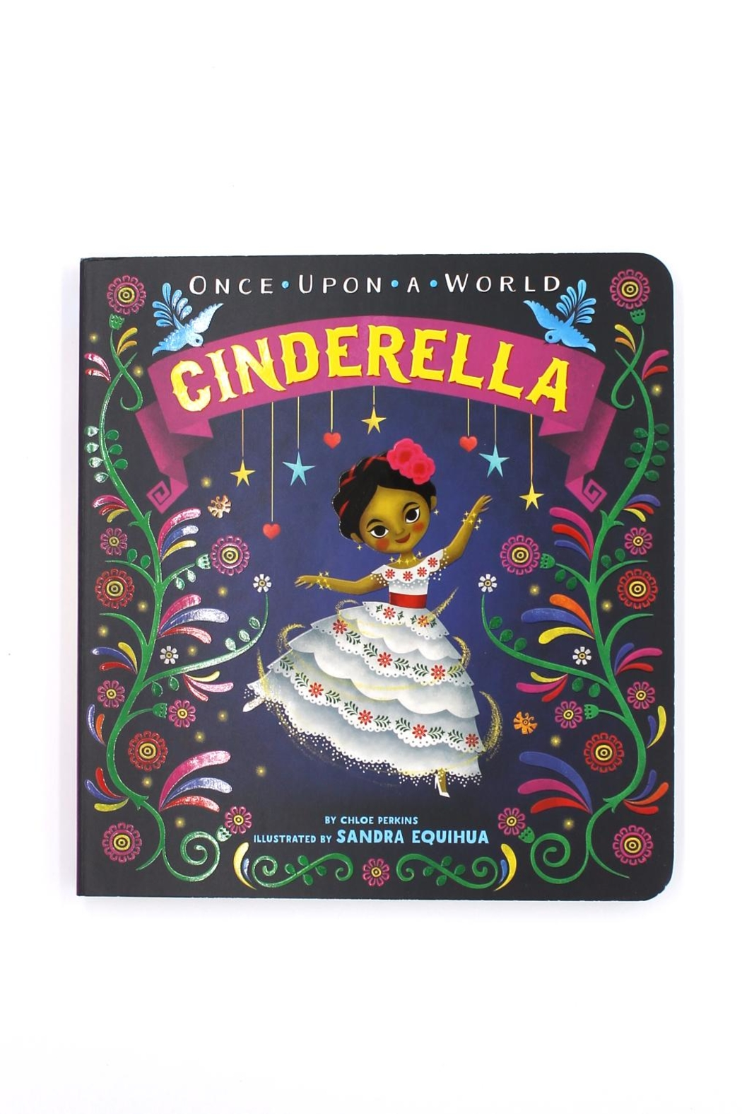 Simon & Schuster Cinderella Board Book - Front Cropped Image
