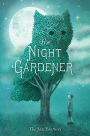 Simon & Schuster Night Gardener Book - Product Mini Image
