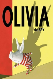 Simon & Schuster Olivia The Spy - Front cropped
