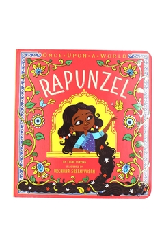 Shoptiques Product: Rapunzel Board Book