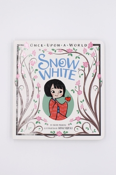 Simon & Schuster Snow White Book - Product List Image