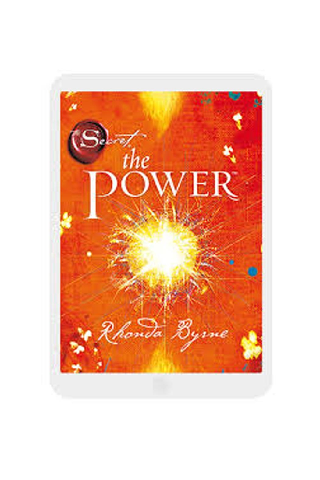 Simon & Schuster The Power Book - Main Image