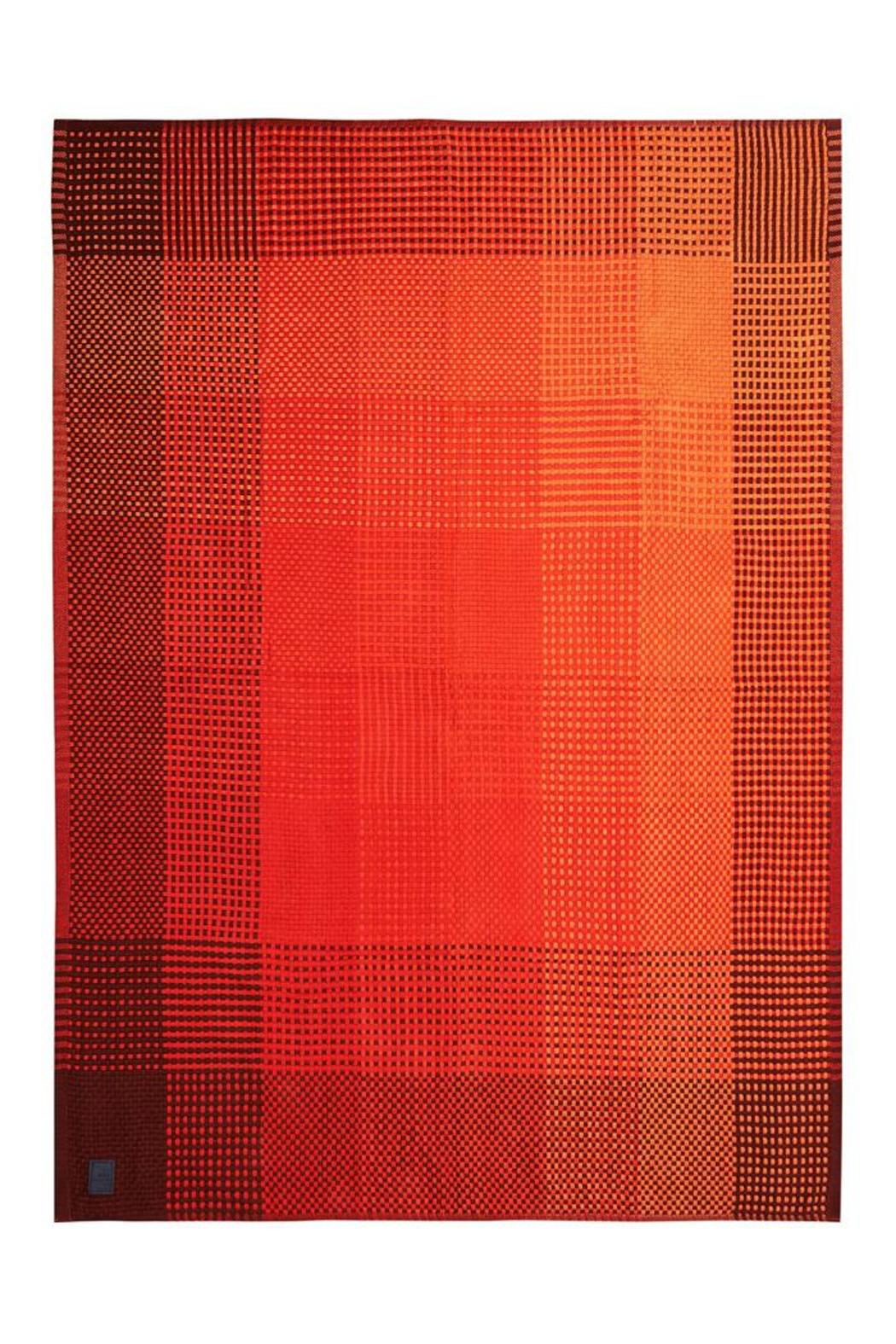 Simon Key Bertman Gradient Cotton Throw - Main Image