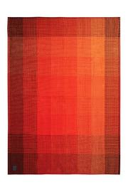 Simon Key Bertman Gradient Cotton Throw - Front cropped