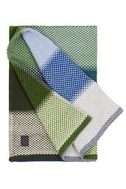 Simon Key Bertman Woven Cotton Throw - Product Mini Image