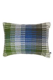 Simon Key Bertman Woven Shoelace Pillow - Product Mini Image