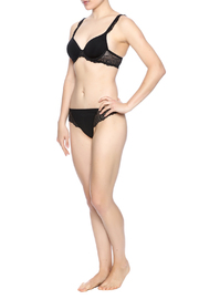 Simone Perele Caressence 3D Plunge - Front full body