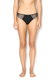 Simone Perele Delice Lace Tanga - Front cropped