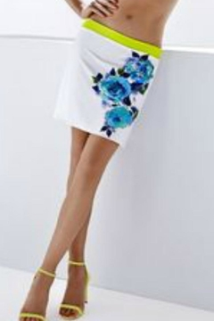 Shoptiques Product: Floral Print Cover-Up