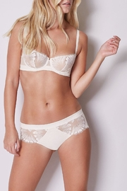 Simone Perele Manille Embroidered Demi - Front cropped