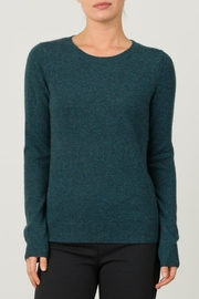 Margaret O'Leary Simple Cashmere Crew - Product Mini Image