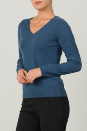 Margaret O'Leary Simple Cashmere Vee - Product Mini Image