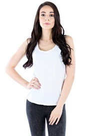 LVR Simple Cross Tank - Front cropped