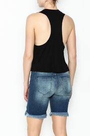 Simple LA Tank Top - Back cropped