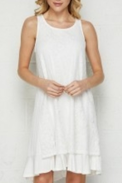honeyme Simple Lace dress - Product List Image