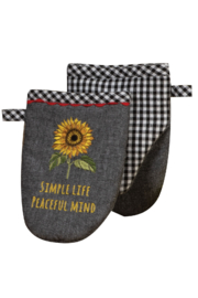 Kay Dee Designs Simple Life Oven Grabber - Product Mini Image
