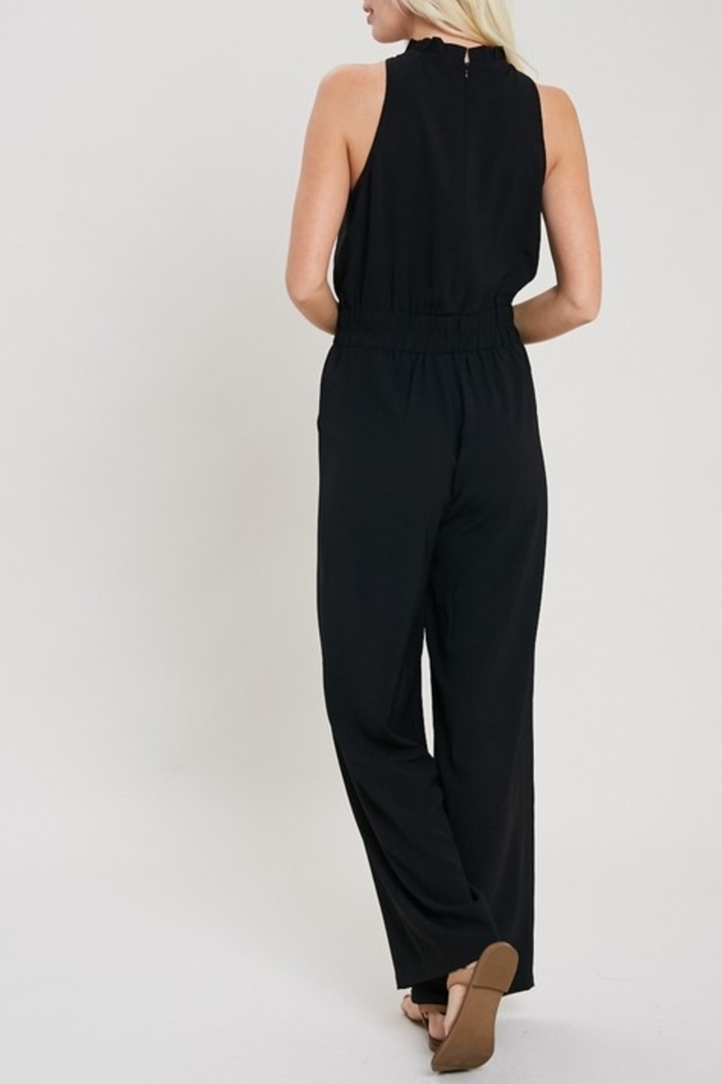 ee:some Simple Love jumpsuit - Front Full Image