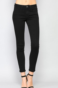 Shoptiques Product: Mid Skinny Denim