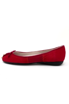 Paul Mayer Simple Red Flats - Product List Image
