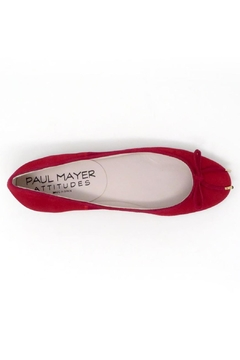 Paul Mayer Simple Red Flats - Alternate List Image