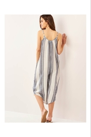Giftcraft Inc.  Simple Striped Jumpsuit - Front full body