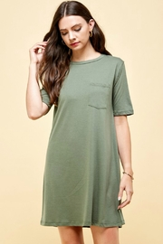 Emma's Closet Simple T Dress - Product Mini Image